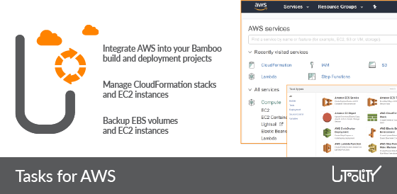 Tasks for AWS Banner